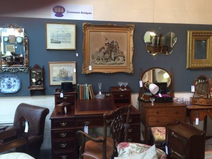 Crowsnest @ the Guardroom, Hemswell Antiques Centre